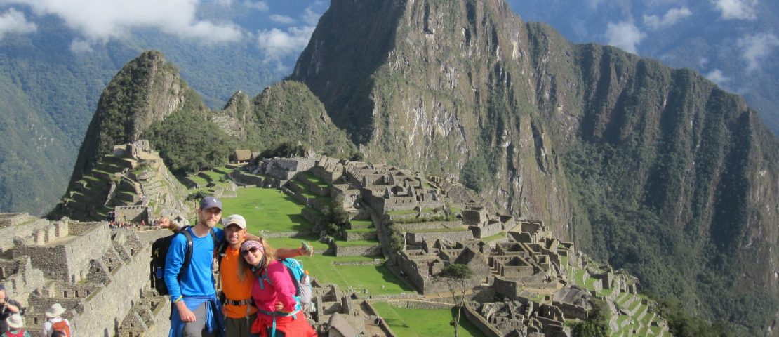 Peru: A Surprise At The Top of Macchu Picchu