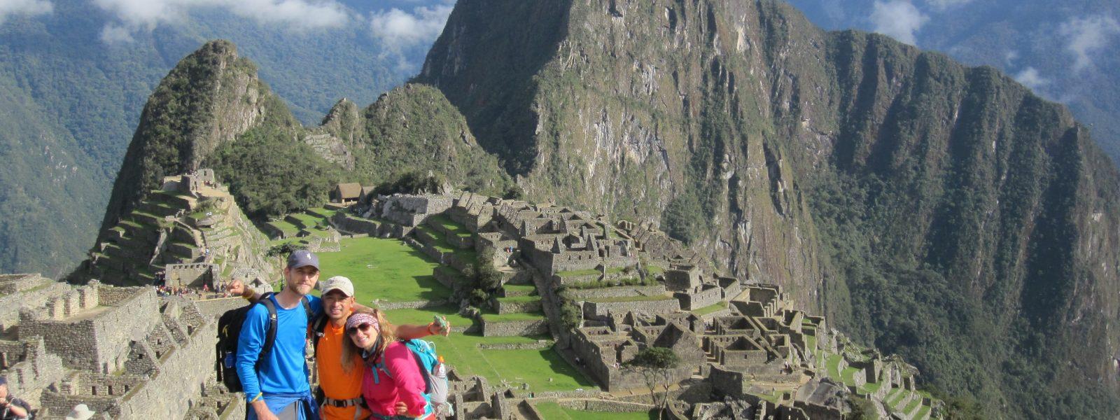 Peru: A Surprise At The Top of Macchu Picchu